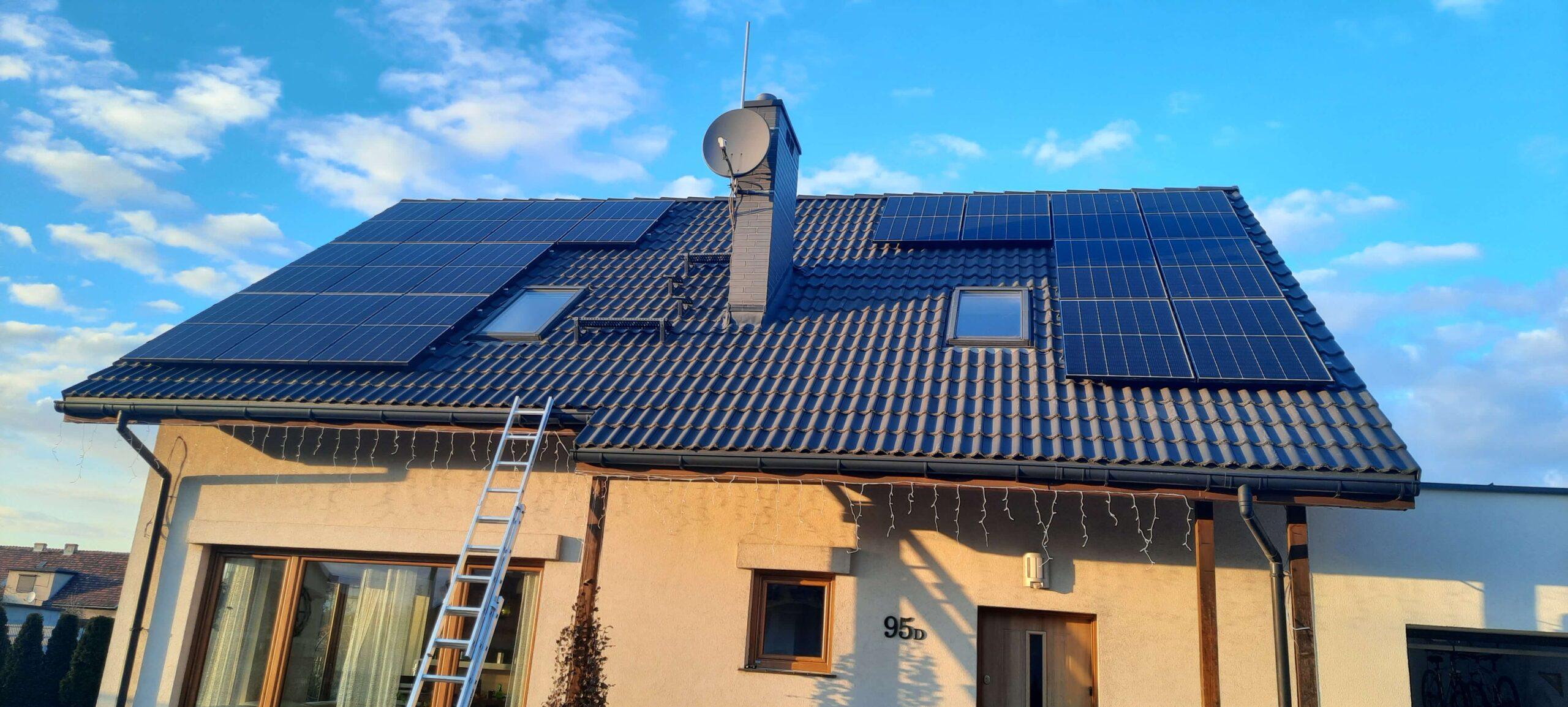 Instalacja fotowoltaiczna 7,11 kWp