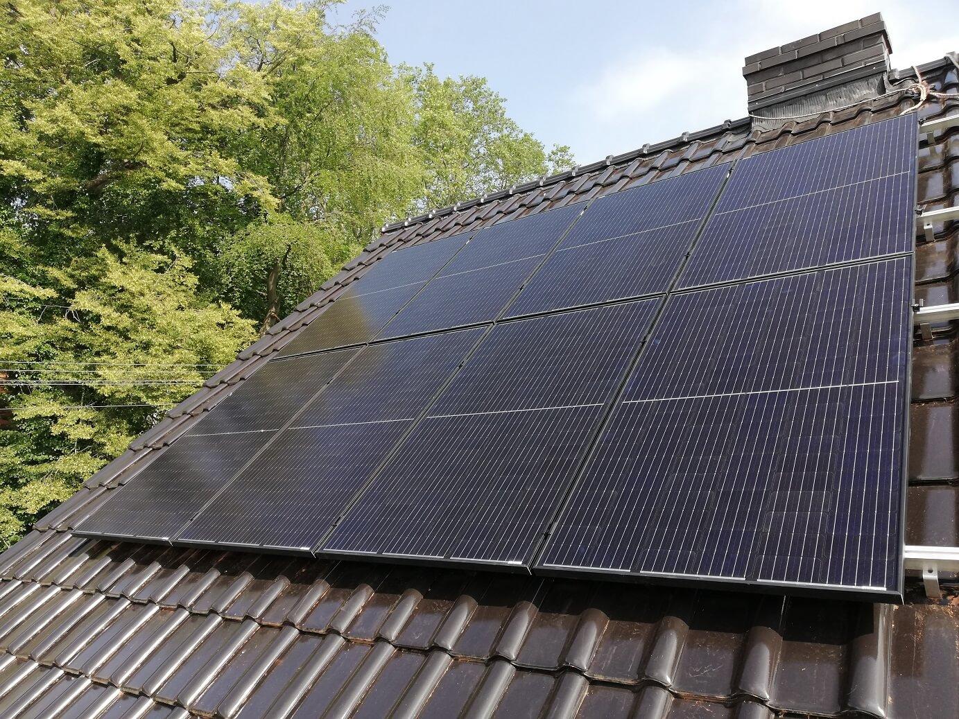 Instalacja fotowoltaiczna 6,6 kWp